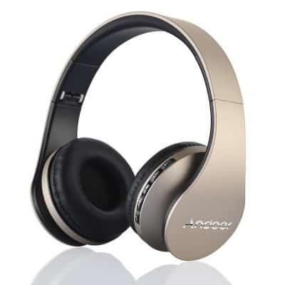 Oferta Auriculares Bluetooth Andoer LH-811 4 en 1 por 9 euros (Cupón descuento)