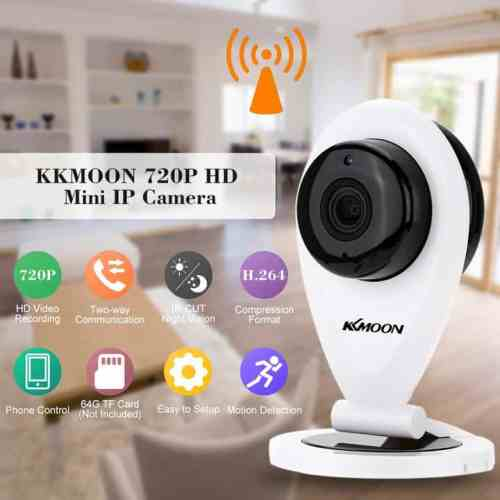 CÁMARA KKMOON H.264 1.0MP HD 720P MINI POR 20 EUROS