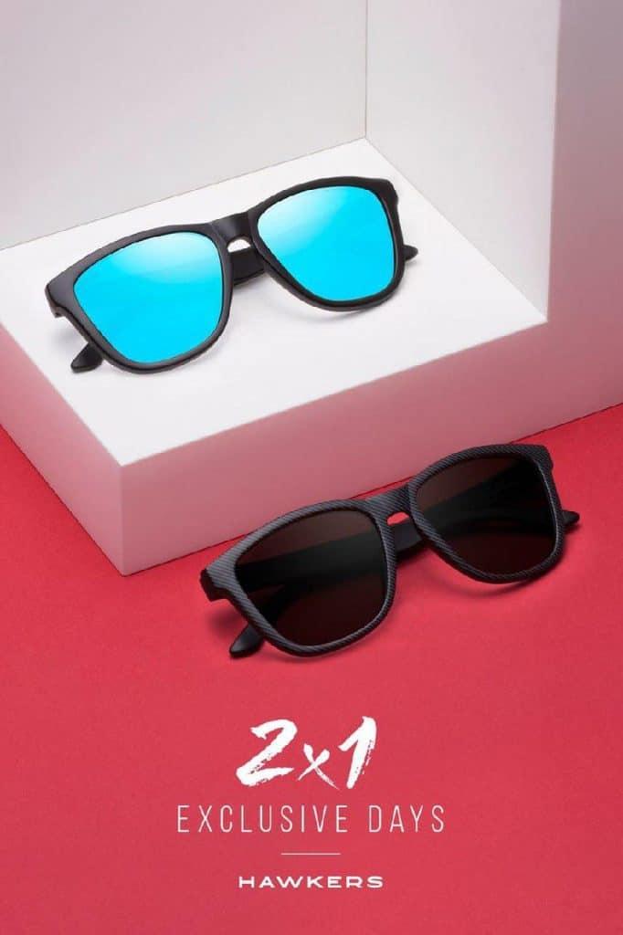 Oferta Hawkers gafas de sol 2x1