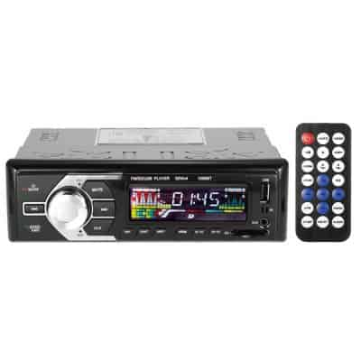 Oferta radio multimedia para el coche por 16 euros (Cupón descuento)