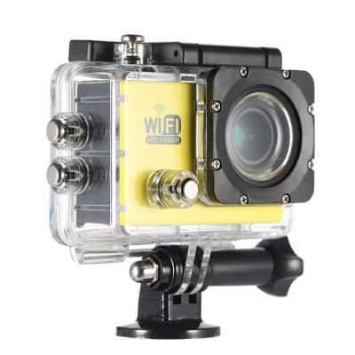 Oferta videocámara deportiva SJ6000 WiFi por 23 euros (Cupón descuento)