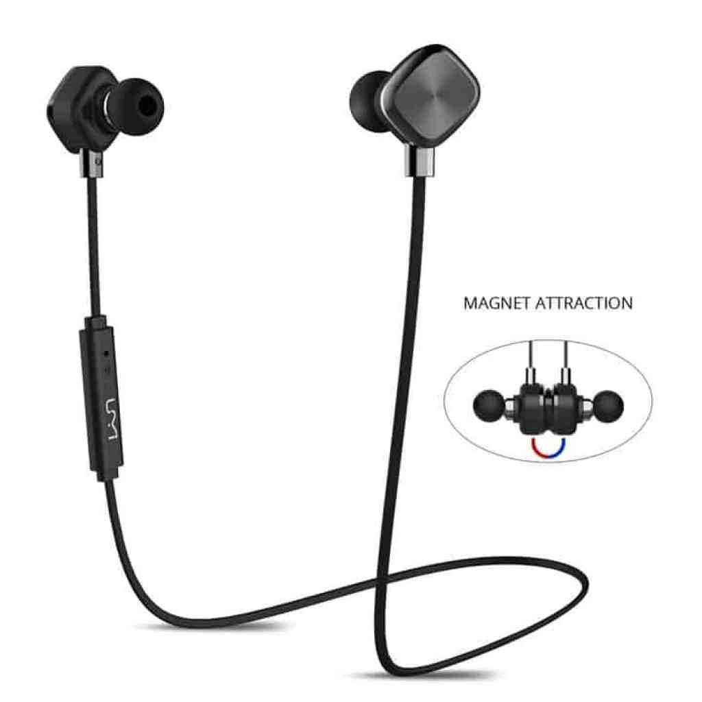 Oferta auriculares bluetooth 4.1 magnéticos UMI por 16,99 euros (Cupón descuento)
