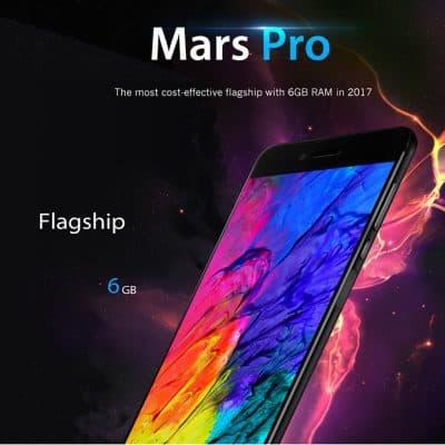 Chollo smartphone Vernee Mars PRO por 160 euros (Oferta de Lanzamiento)