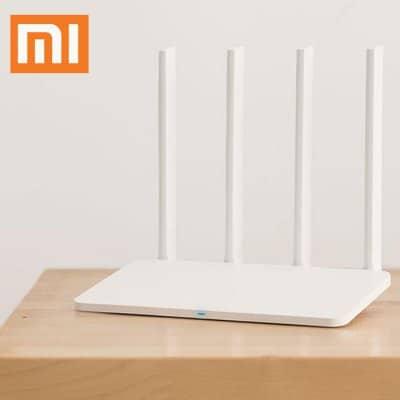 Chollo Xiaomi Mi Wifi Router 3 por 24 euros (Cupón Descuento)