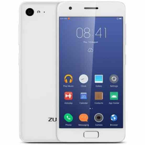 Chollo Lenovo ZUK Z2 por 172 euros (Oferta FLASH)