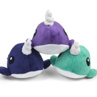 Free Pattern Friday! Narwhal Plush