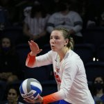 VB: Gators Fall in Four Sets to FSU in Tallahassee