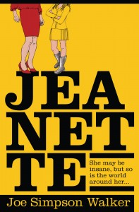 Jeanette by Joe Simpson Walker