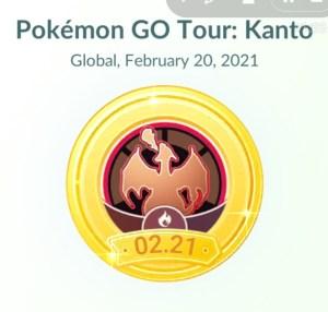 GO Tour Kanto 2021 - Team Red