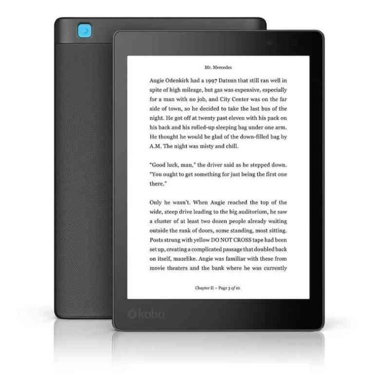 Máy Đọc Sách Kobo Aura One