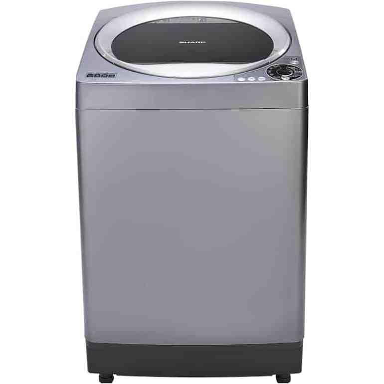 Máy Giặt Cửa Trên Sharp ES-U102HV-S
