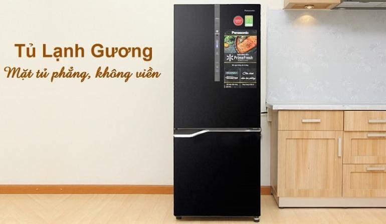 Tủ Lạnh Panasonic NR-BV288GKVN