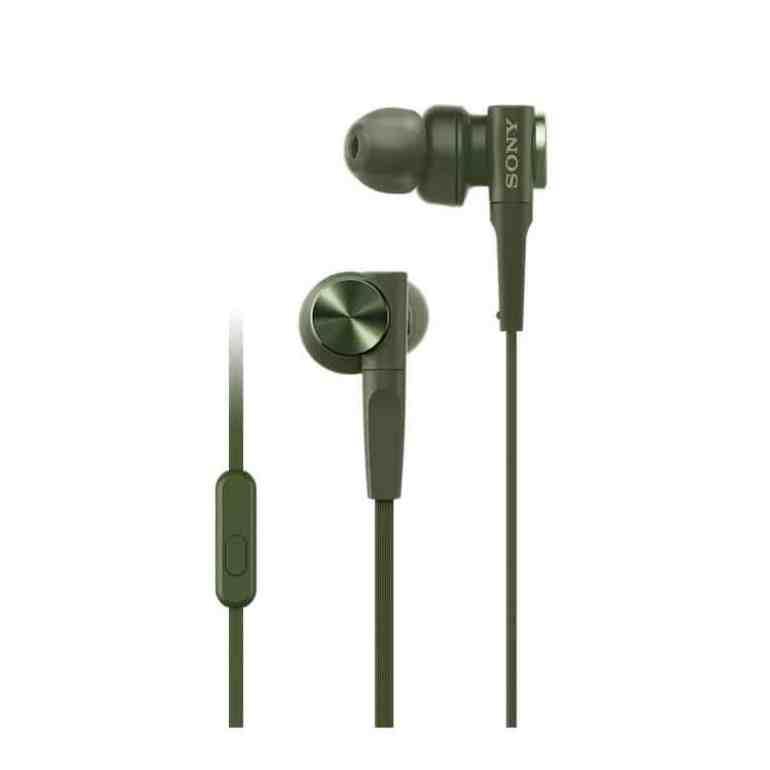 Tai Nghe Nhét Tai Sony Extra Bass MDR-XB55AP