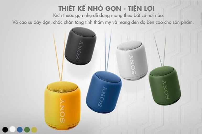 Loa Bluetooth Sony SRS-XB10 5W