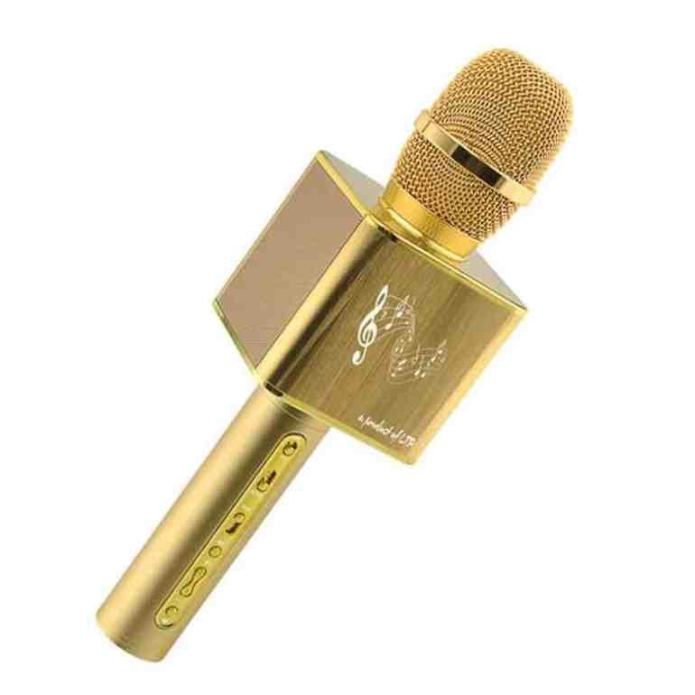 Micro Karaoke Bluetooth LTP YS12 Hỗ trợ hát song ca