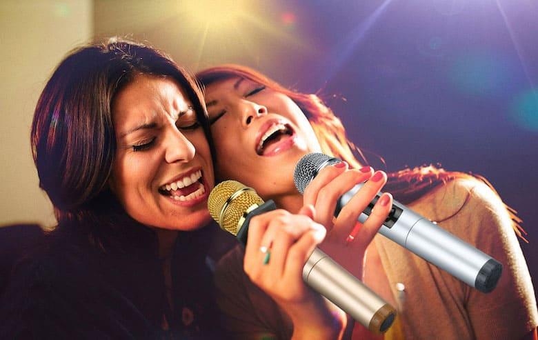 Mic Karaoke Bluetooth bán chạy nhất tháng