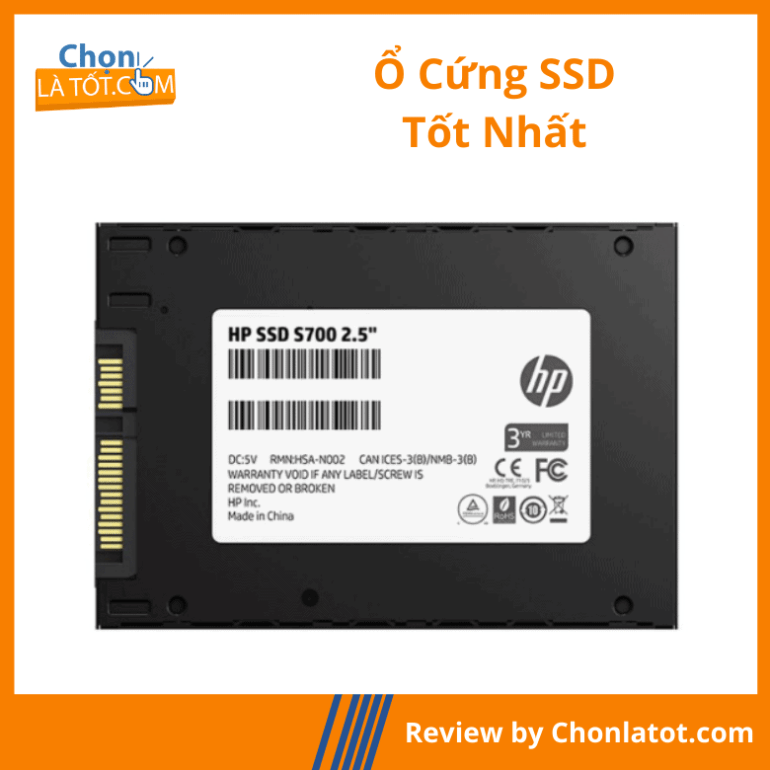 Ổ cứng SSD HP S700