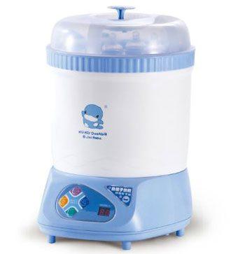máy tiệt trùng bình sữa kuku có tốt không