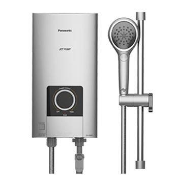 máy nước nóng trực tiếp có bơm panasonic