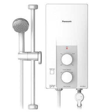 máy nước nóng trực tiếp không bơm panasonic