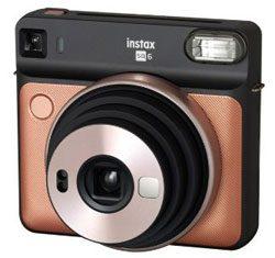 đánh giá máy ảnh chụp lấy liền fujifilm instax square sq6