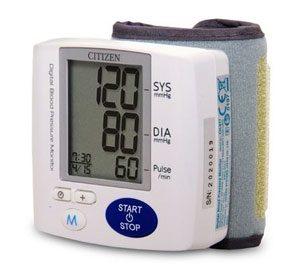 máy đo huyết áp cổ tay citizen có tốt không