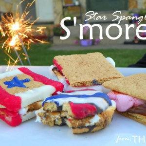 Star-Spangled S'mores: 4 Ways