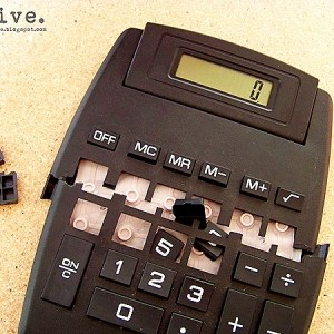 What Not To Toss Weekend: Busted Calculators & Remotes