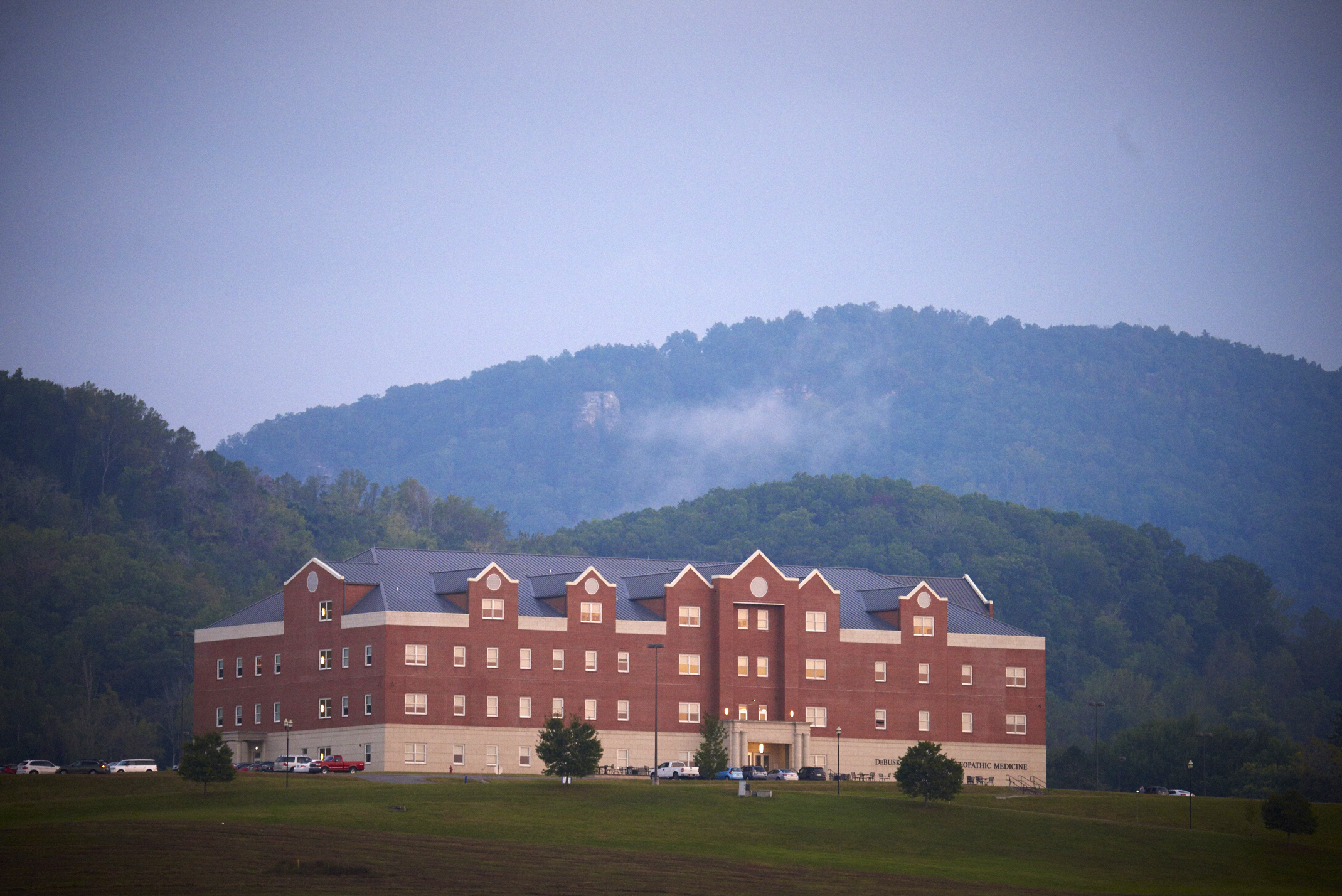 Lincoln Memorial UniversityDeBusk College of Osteopathic
