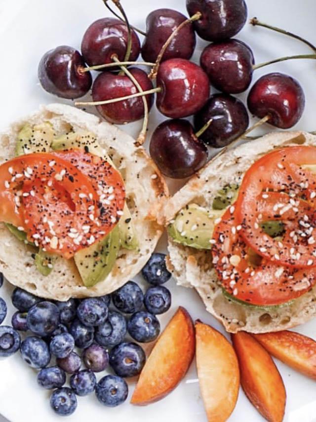 5 Quick + Healthy Breakfast Ideas