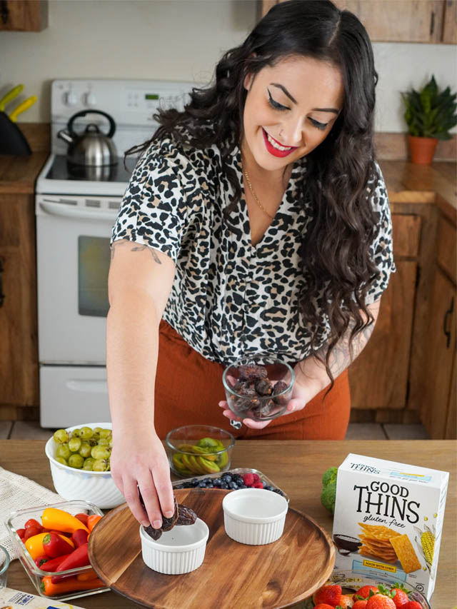 Tips To Create A Healthy Snack Board