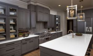 type of kitchen cabinets