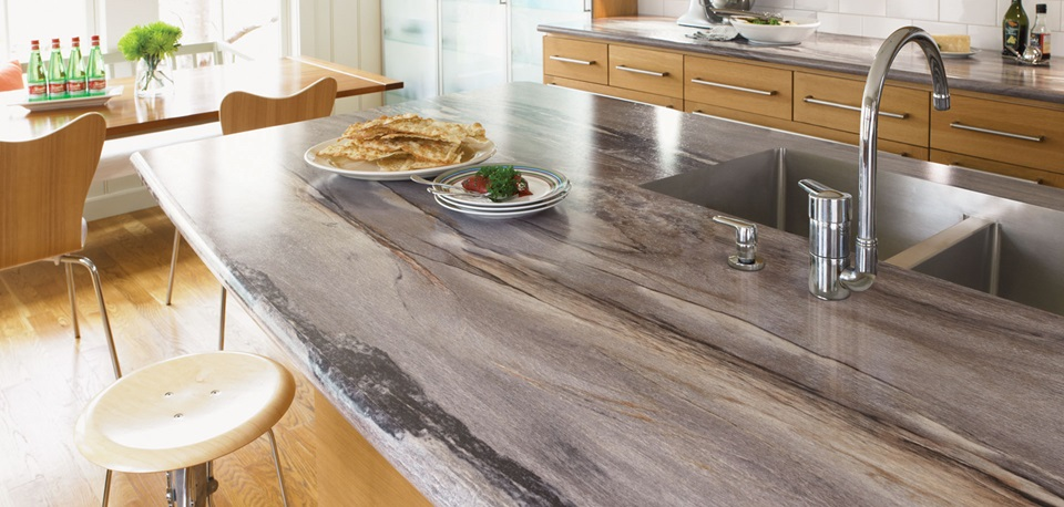 Laminate kitchen countertop, The Strengths and Weaknesses of Laminate Kitchen Countertop