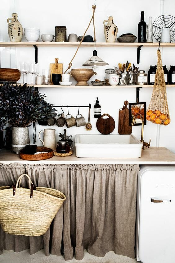 Right Kitchen Curtain, Tips in Selecting The Right Kitchen Curtain