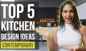 Top 5 Contemporary Kitchen Interior Design Ideas