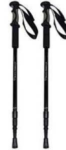 BAFX Products 2 Pack Anti Shock Hiking Trail Poles