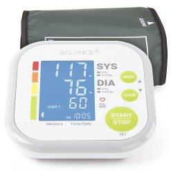 Balance Upper Arm Cuff Blood Pressure Monitor