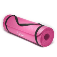 Sivan Health and Fitness Long NBR Comfort Foam Yoga Mat