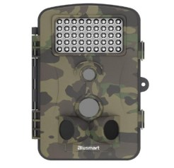 Blusmart 2.4 Inch 12MP Angle Waterproof Trail Camera