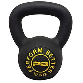 Perform Better First Place Gravity Cast Iron Kettlebell