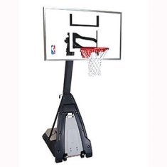 "Spalding NBA ""The Beast"" Portable Basketball System"