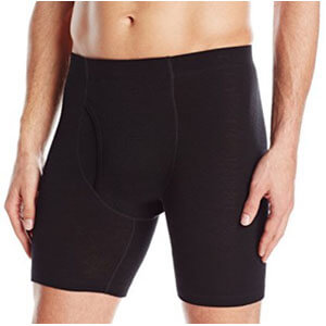 Ibex Outdoor Clothing Men's Woolies 1 Boxer Briefs