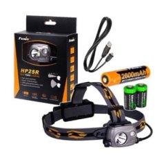 Fenix HP25R 1000 Lumen USB CREE XM-L2 U2 LED Headlamp