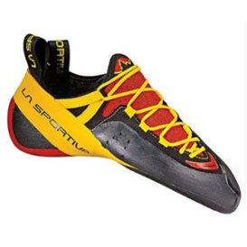 La Sportiva Genius Men's Lace-up Rock Climbing Shoe