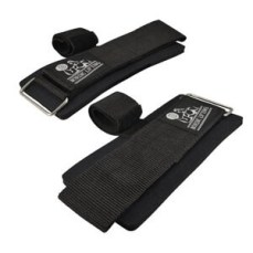 Nordic Lifting Straps & Wrist Wraps Functionality