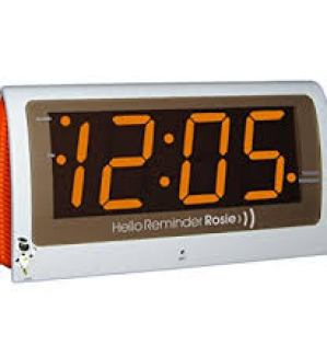 Life Assistant Technologies Reminder Rosie Talking Alarm Clock