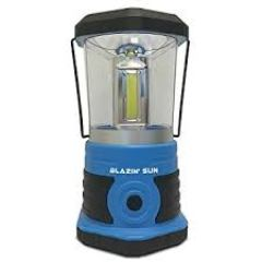 Blazin' Sun - Brightest Battery Powered LED Lantern