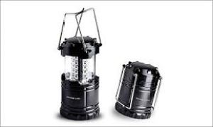 Divine LEDs Bright 2 Pack Outdoor LED Camping Lantern