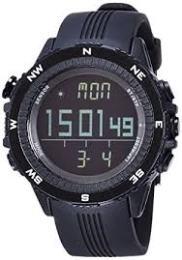 [LAD WEATHER] German Sensor Digital Compass Altimeter Barome talking Sport Watch