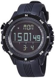 [LAD WEATHER] German Sensor Digital Compass Altimeter Barome talking Sport Watch